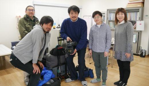 NHKさんのテレビ番組(あさイチ)の撮影に行ってきました